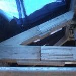 Timber resin repair