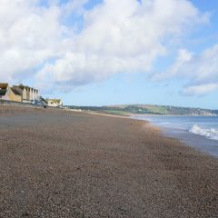 Torcross Beach, South Hams, Devon.