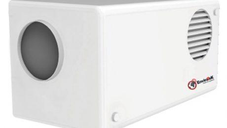 EnviraTek Air plus wall positive pressure unit