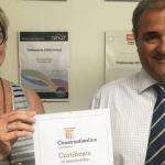Timberwise achieve Gold status