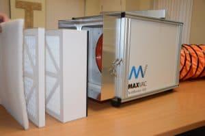 The Dust Blocker 500 unit