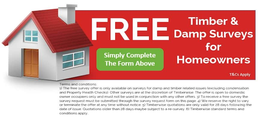 Free surveys for homeowners