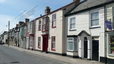 Terrace Houses in South England