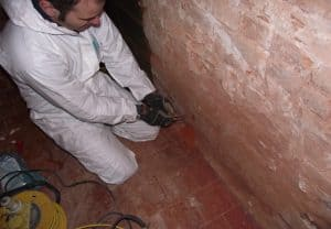Osmotic Damp Proofing