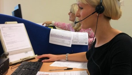 Customer services at Timberwise