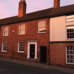Terraced house in Lichfield