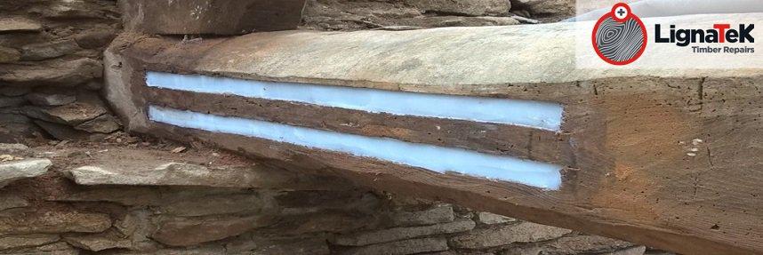 LignaTek Timber Repairs From Timberwise
