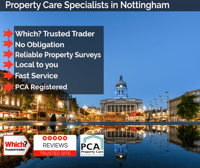 Properties in Nottingham