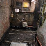 unused void in the buildings basement