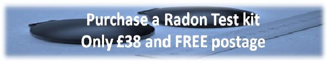 Purchase a radon test kit on-line