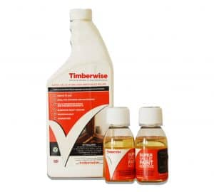 Timberwise mould removal kit