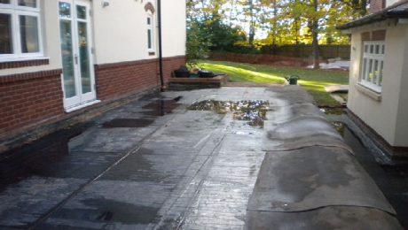 Waterproofing Membrance