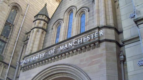 University of Manchester building