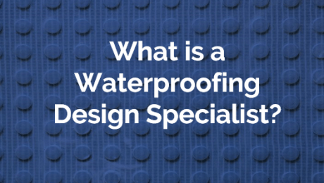 What is a waterproofing design specialist?