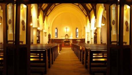 dry rot treatment church