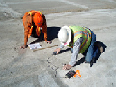 Examining Concrete