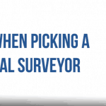 Choosing A Surveyor