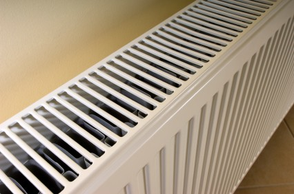 Radiators to provide heat