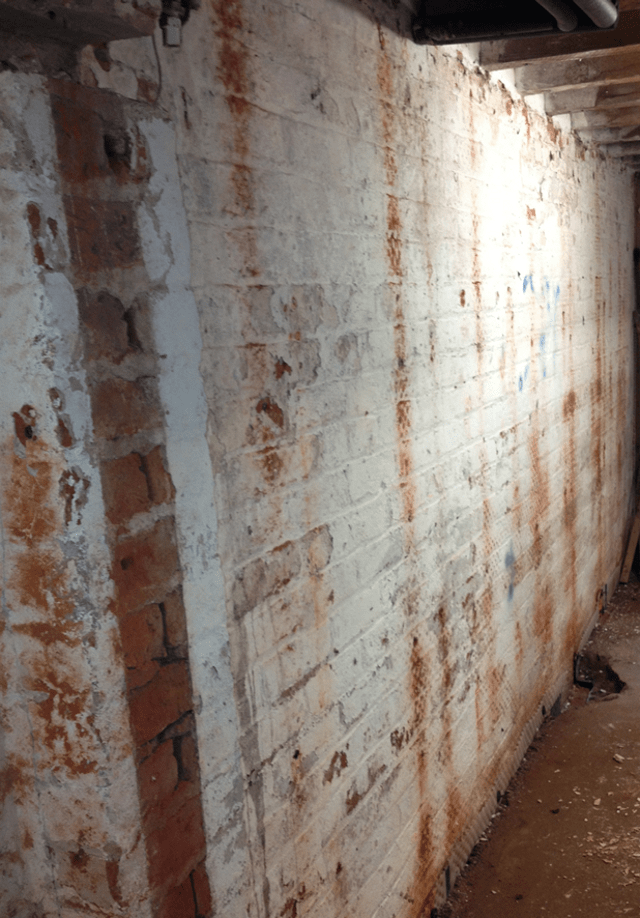 Removal of failed cavity membrane