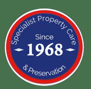 Timberwise since 1968 logo