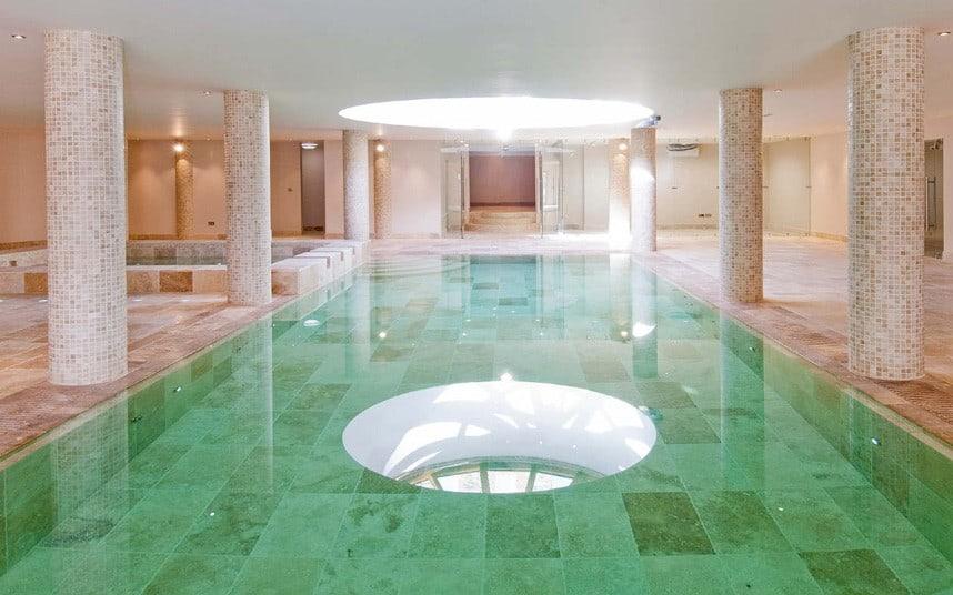 Swimming Pool, Luxury, Spa, Basement